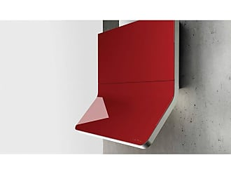Zephyr 36W in. Horizon Wall Mounted Range Hood with Red Glass - AHZ-M90ARX