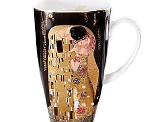 Goebel 66515701 Espresso Cup and Saucer with Gustav Klimt Fulfilment Design