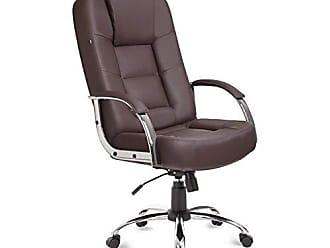 Siena Móveis Cadeira Confort Line Presidente Siena Móveis Marrom