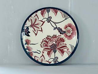 Mmartan Prato Cerâmica Leonora Blossom