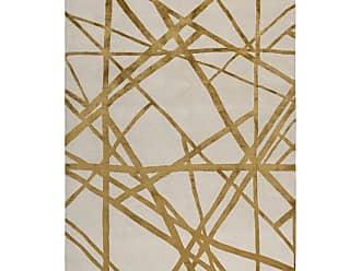Kelly Wearstler Channels Copper Hand Knotted 14x10 Rug In Wool And Silk By Kelly Wearstler