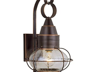 Vaxcel Chatham OW21891 Outdoor Wall Sconce - OW21891BBZ