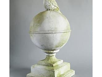 Orlandi Statuary Orlandi Cardinal Finial Garden Statue - FS9139