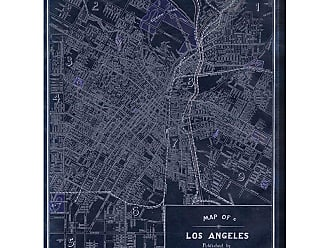 Hatcher & Ethan Los Angeles 1899 Canvas Art - HE10155_12X16_CANV_XHD_HE