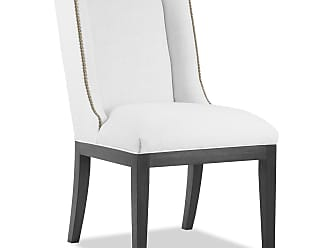 SOUTH CONE Marina Nailhead Dining Chair - MRCHNAILCOGNAC/BROWN