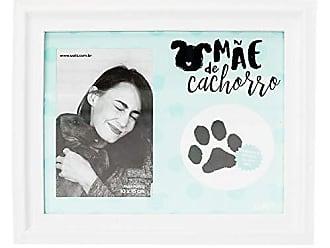Uatt? Porta Retrato Patinha Mãe de Cachorro - Uatt