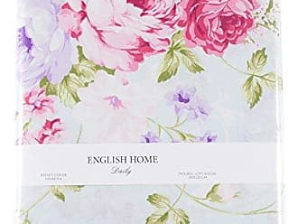 english home paradise rose bettdecke bettwasche baumwolle fuchsie 220 x 200 cm