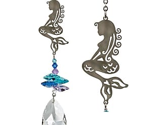 Woodstock Chimes Crystal Fantasy Mermaid - CFMM