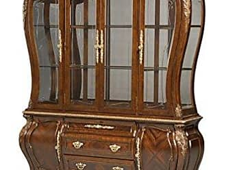 Michael Amini Imperial Court Buffet Cabinet, Radiant Chestnut