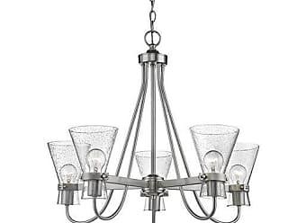 Millennium Lighting Chandelier Ceiling Light in Brushed Nickel