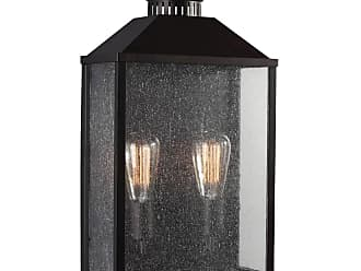 Feiss Lumiere´ 2 Bulb Oil Rubbed Bronze Outdoor Lantern