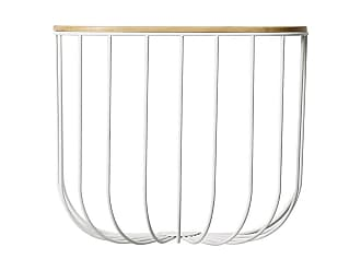 Menu FUWL Cage Shelf - White/Light Ash
