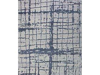 Bashian Crossroads NR1 Indoor Area Rug Turquoise / Gray, Size: 7 x 10 ft. - C187-TUR-7X10-NR1