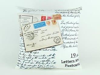 Wayborn Letter and Postcard Pillow - 11039D