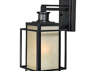 Vaxcel Lighting T0296 Hyde Park Single Light 15-1/2 High Outdoor Wall