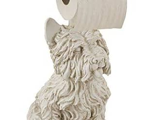 Hickory Manor House Westy Toilet Paper Holder, Dover White