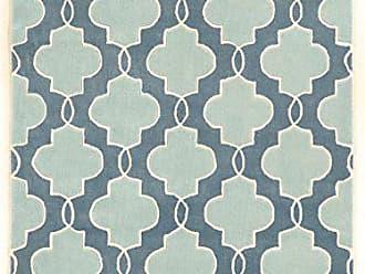 Linon Linon Trio Collection, 5 x 7, Blue