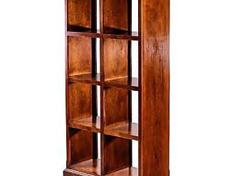 Forest Designs Traditional Display Bookcase Unfinished Alder - B7024- TA-UA