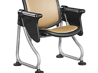 OFM K212T-PEACH-SLV ReadyLink Row Starter Chair with Tablet