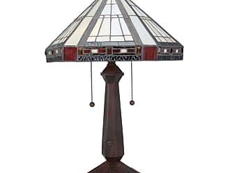 Lite Source Inc. C41237 Fitzwilliam 2 Light Table Lamp Antique Bronze Lamps