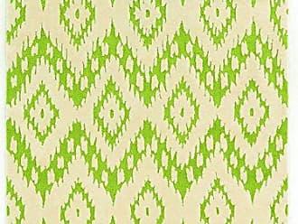 Linon Linon Trio Natural Fiber Rugs, 5 x 7, Green