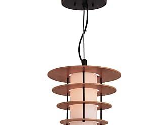 Woodbridge Lighting 14823-DS1WCH Layers Single Light 12 Wide Single