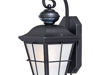 Vaxcel New Haven Dualux T024 Outdoor Wall Light, Size: 9 in. - T0246