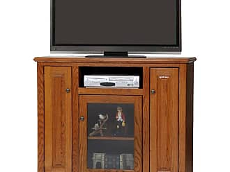American Heartland 47 in. Tall Deluxe Oak Entertainment Console - Assorted Finishes - 63848LT