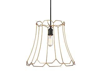 Dainolite BKO-L Belenko Single Light 18 Wide Pendant Gold Indoor