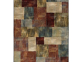 Surya Napa 67 x 96 Area Rug, Green, Blue