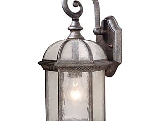 Vaxcel Chateau OW39783 Outdoor Wall Sconce - OW39783RBZ