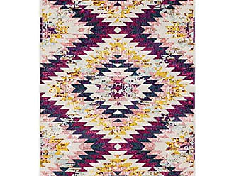 Surya Tara Purple Bohemian/Global Area Rug 53 x 73