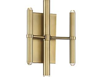 Savoy House 9-2602-6 Barnum 6 Light 10 Tall LED Wall Sconce Warm