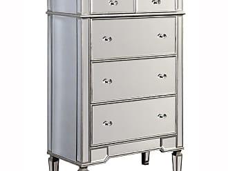 Elegant Lighting 5 Drawer Cabinet 35x18x52H SC