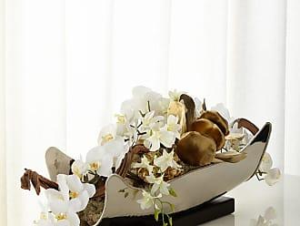 John-Richard Silver & Gold Floral Arrangement