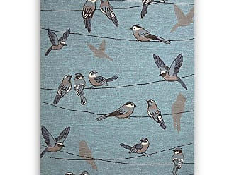 Kas Rugs Birds on a Wire Rug, 76 x 96