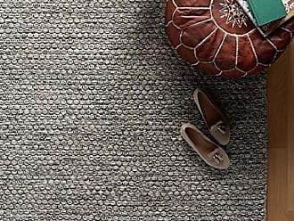 Simons Maison Natural heather wool rug