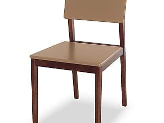 Nem Tudo é Igual Cadeira Felipe MarromMarrom
