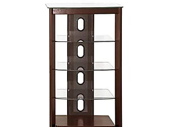 Coaster Home Furnishings 4-Tier Media Tower Chestnut