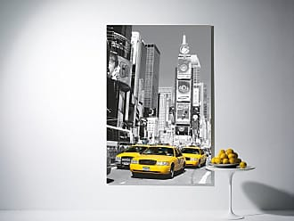 Ideal Decor Times Square Wall Mural - DM650