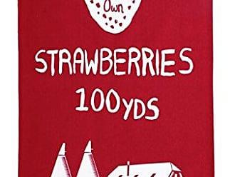 Ulster Weavers 29.1x18.9 Strawberries Cotton Tea Towel