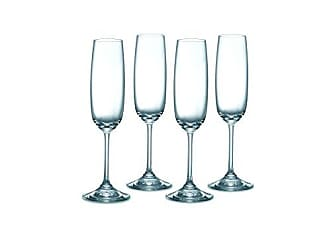 Waterford Waterford 100636M Vintage Entertainment Collection Flute Glasses, 6 ounces, Clear
