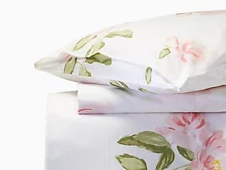 Kate Spade New York Breezy Magnolia Comforter Set, White - Size FULL/QUEEN