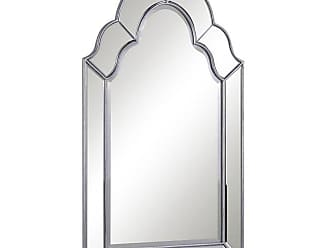 Elegant Furniture & Lighting Antique Wall Mirror - 25W x 42H in. - MR-3349
