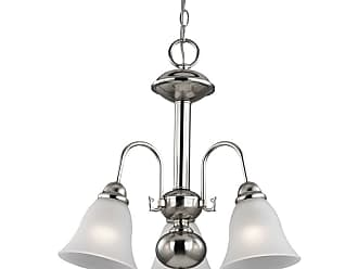 Thomas Lighting 1903CH Bellingham 3 Light 19 Wide Chandelier with