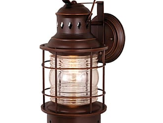 Vaxcel Lighting OW37081 Hyannis 1 Light Outdoor Wall Sconce - 8.25