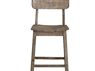 Boraam 76729 Torino Bar Height Stool, 29-Inch, Wire Brush