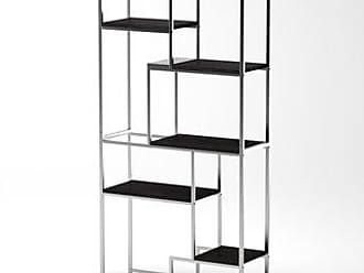 Silver Orchid Viby 6-shelf Tiered Open Bookcase (Silver)