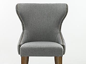 Boraam 84618 Rema Dining Chair, Gray