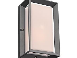 PLC Lighting 2715126Q Helmsley Single Light 7 Wide Outdoor Wall